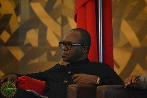 Minister of State for Petroluem, Ibe KKachukwu