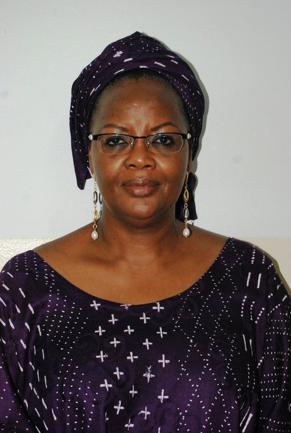 Acting Executive Secretary/CEO of the Commission, Hajiya Ladi Katagum