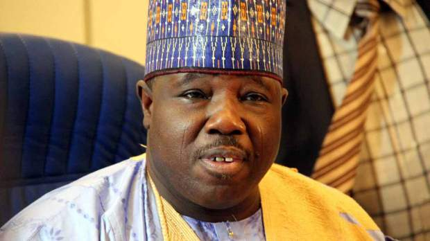 Ousted PDP National Chairman, Ali Modu Sheriff