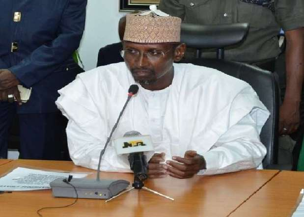 FCT Minister, Mallam Mohammed Bello Credit: Daily Post