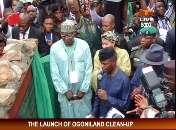 BC NEWS OGONI CLEAN UP 2