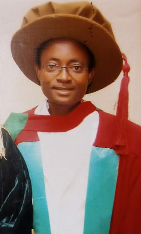 Late Cleric, Rev Fr John Adeyi