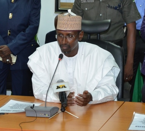 Minister of FCT, Muhammad Musa Bello