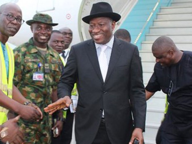 Former President Goodluck Jonathan Photo Credit: Thisday
