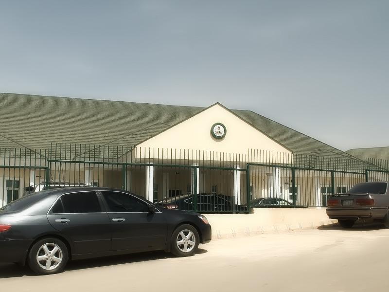 Joseph Gomwalk Secretariat, Jos