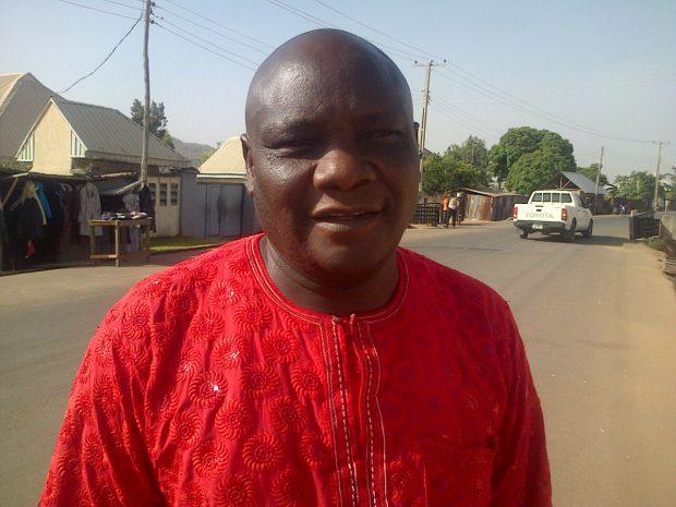 Hon (chief) Amos Adamu Yat