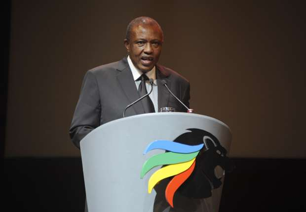 Photo credit: Goal.com PSL Chairman Dr Irvin Khoza